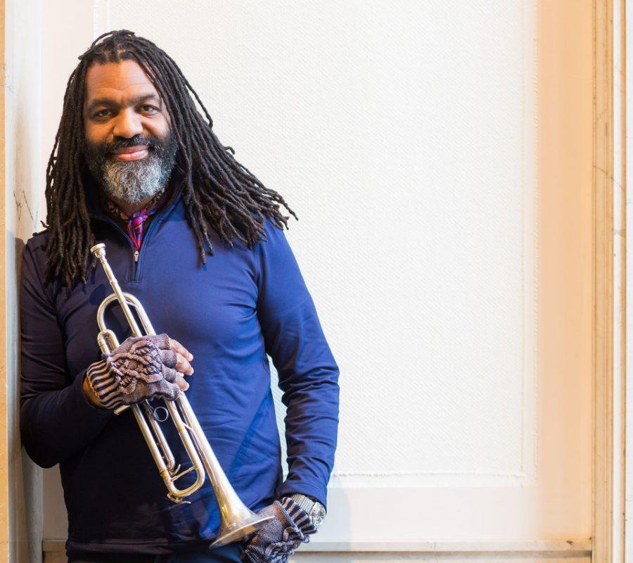 Herbert Smith -Rochester Jazz Festival portrait